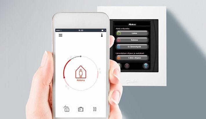 Danfoss link vi installerer i hele nyk bing falster - Danfoss living connect ...